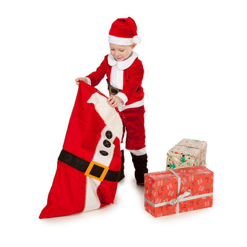 Kids Santa Costume - Children's Costume -Time to Dress Up -1