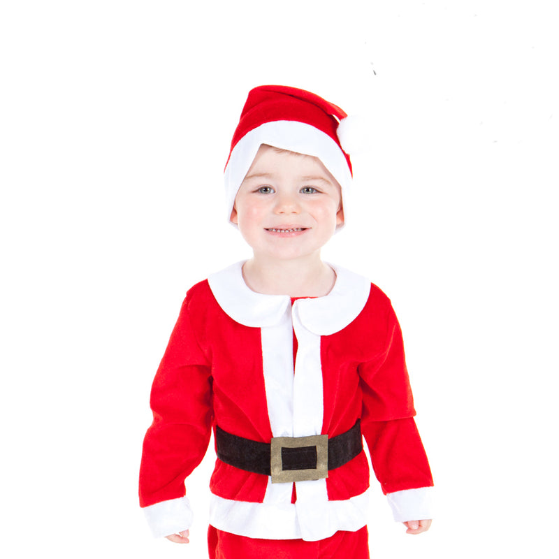 Kids Santa Costume - Children's Costume -Time to Dress Up -2