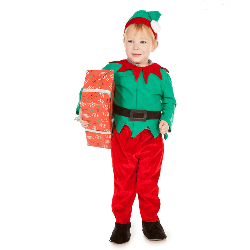 Children's Little Elf Dress Up Costume , Kids Elf Costume. Children's Costume - Pretend to Bee, Ayshea Elliott - 3