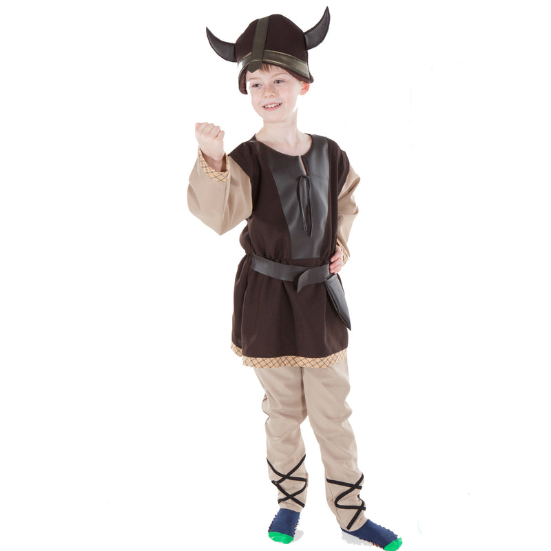 Children's Viking Man Costume , Children's Costume - Pretend to Bee
