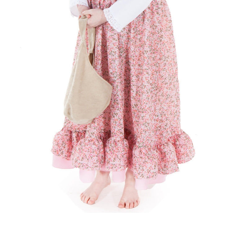 Children's Victorian Flower Seller Costume , Children's Costume - Pretend to Bee,