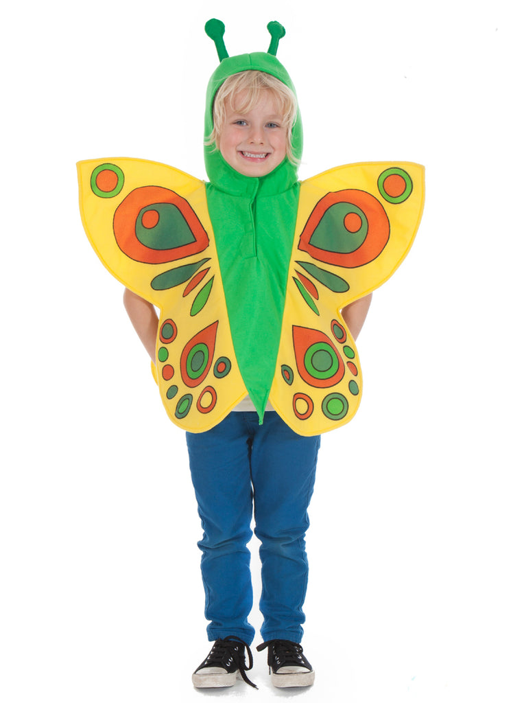 Butterfly Fancy Dress Costume- Children's Dress up- Time to Dress Up