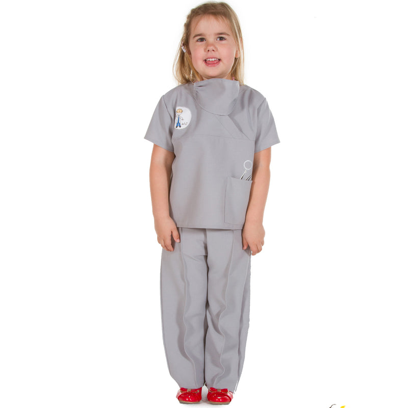 Dentist Costume - Children's Dress Up - Pretend to Bee
