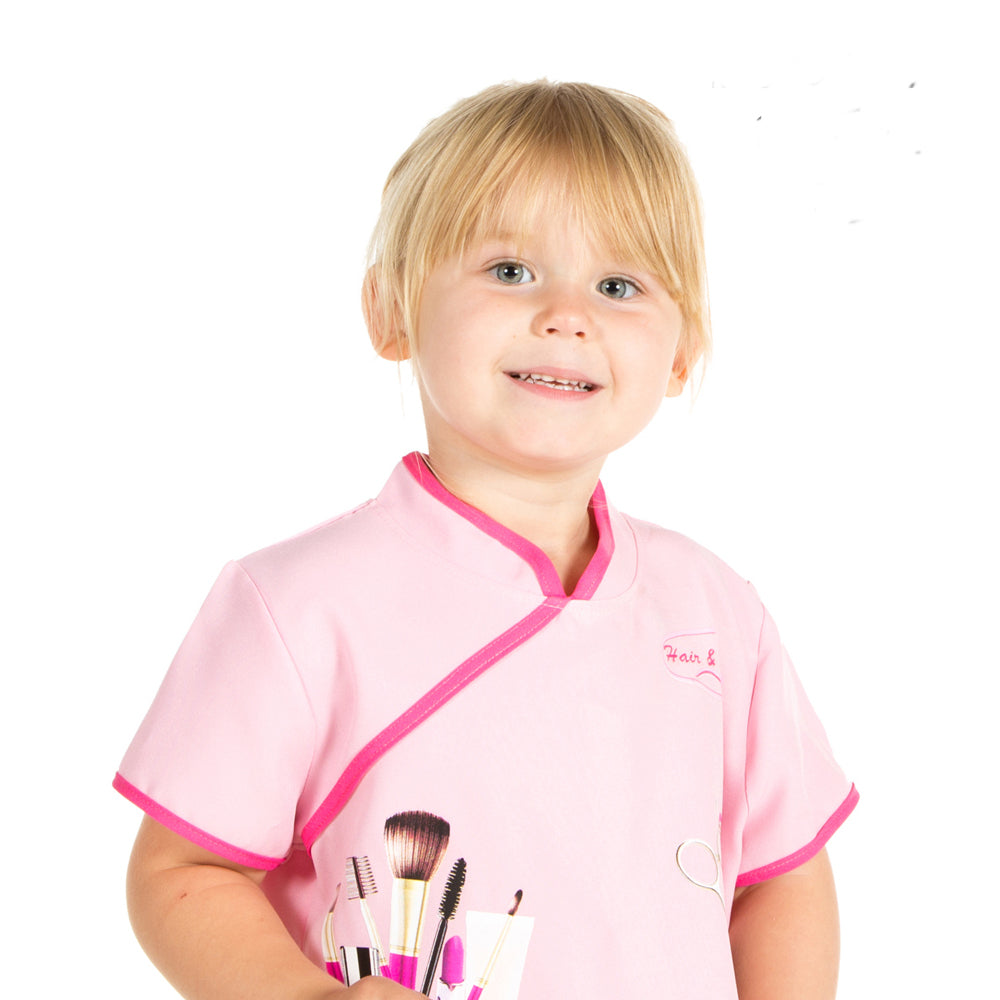 Children's Beautician and Hairdresser Costume- Time to Dress Up