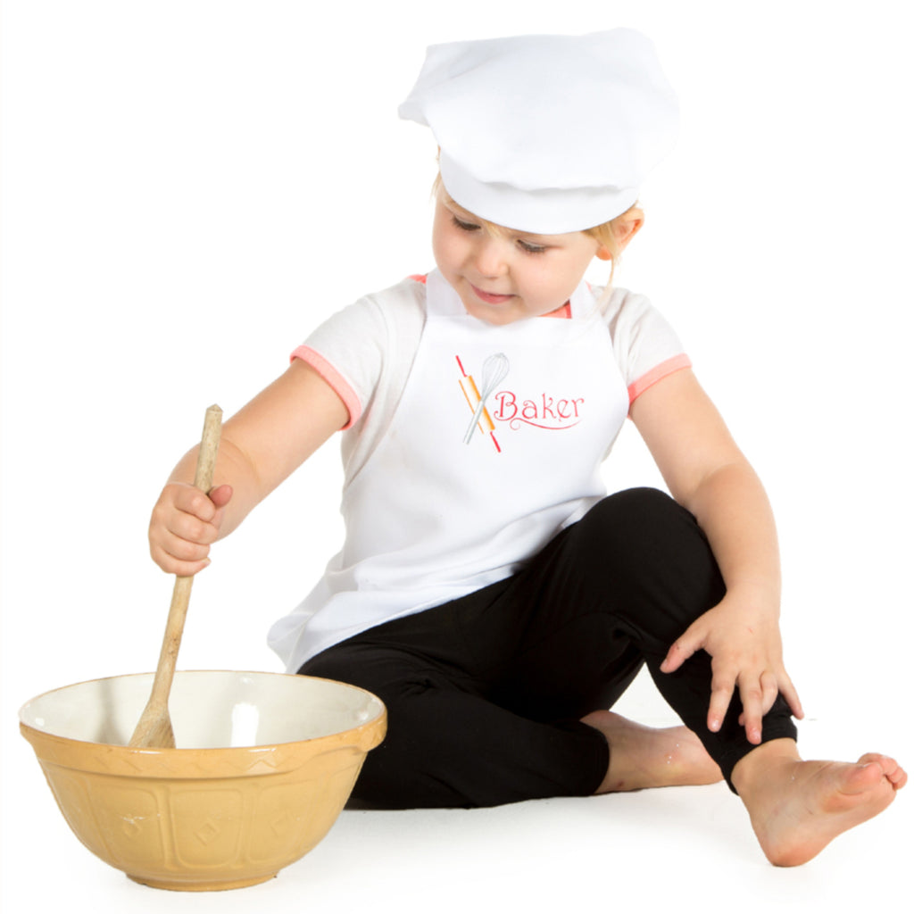 Children's Baker Costume