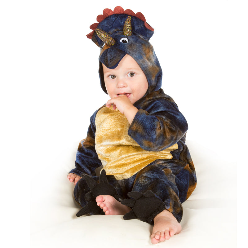 Baby Triceratops Costume ,Baby and Toddler Costume 3