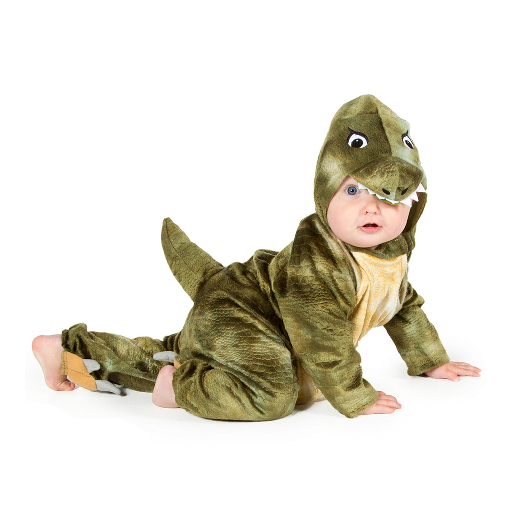 Baby T Rex Costume-Dinosaur Costume-Natural History Museum 2