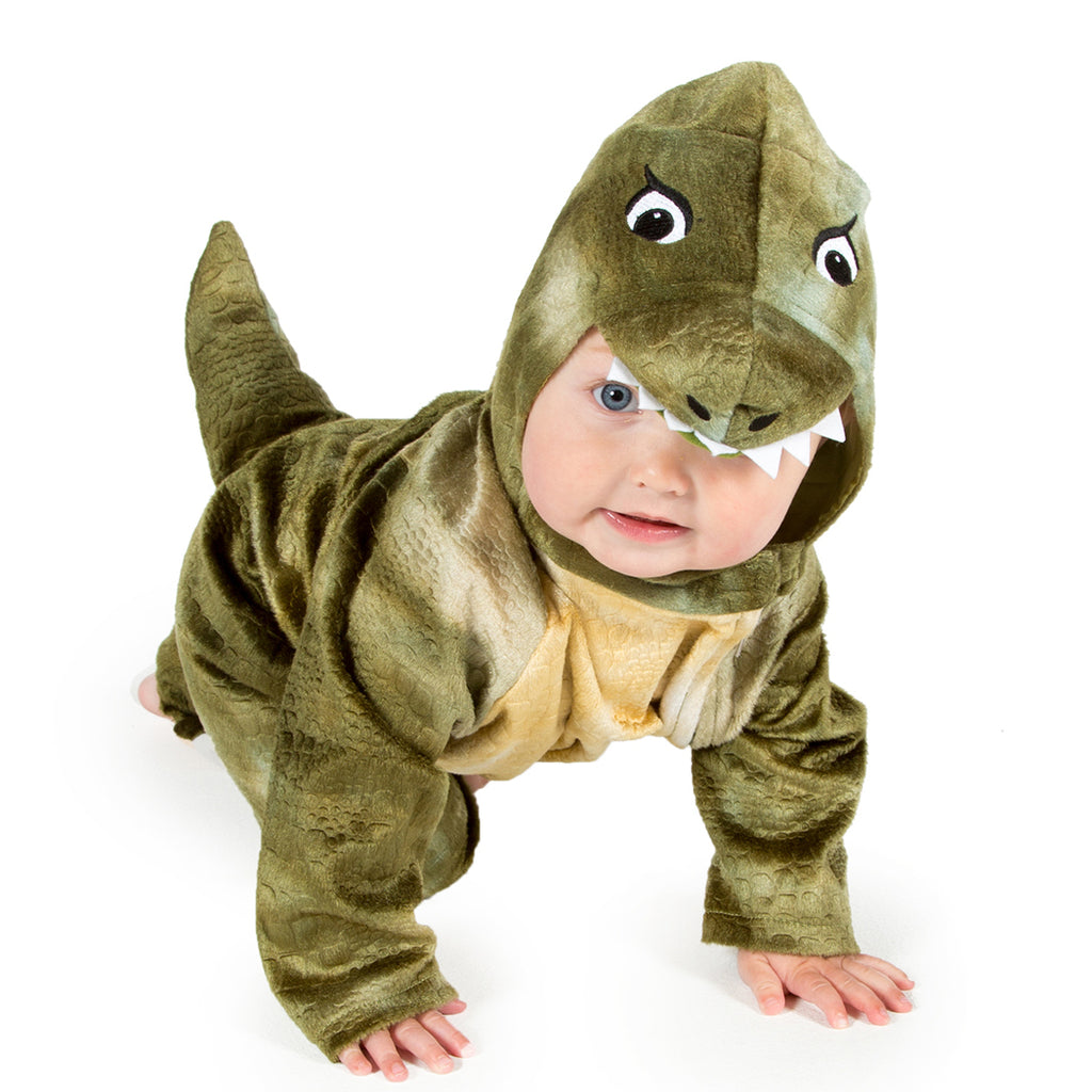 Baby T Rex Costume-Dinosaur Costume-Natural History Museum 1