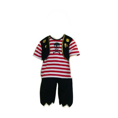 Baby Buccaneer Pirate Dress Up costume