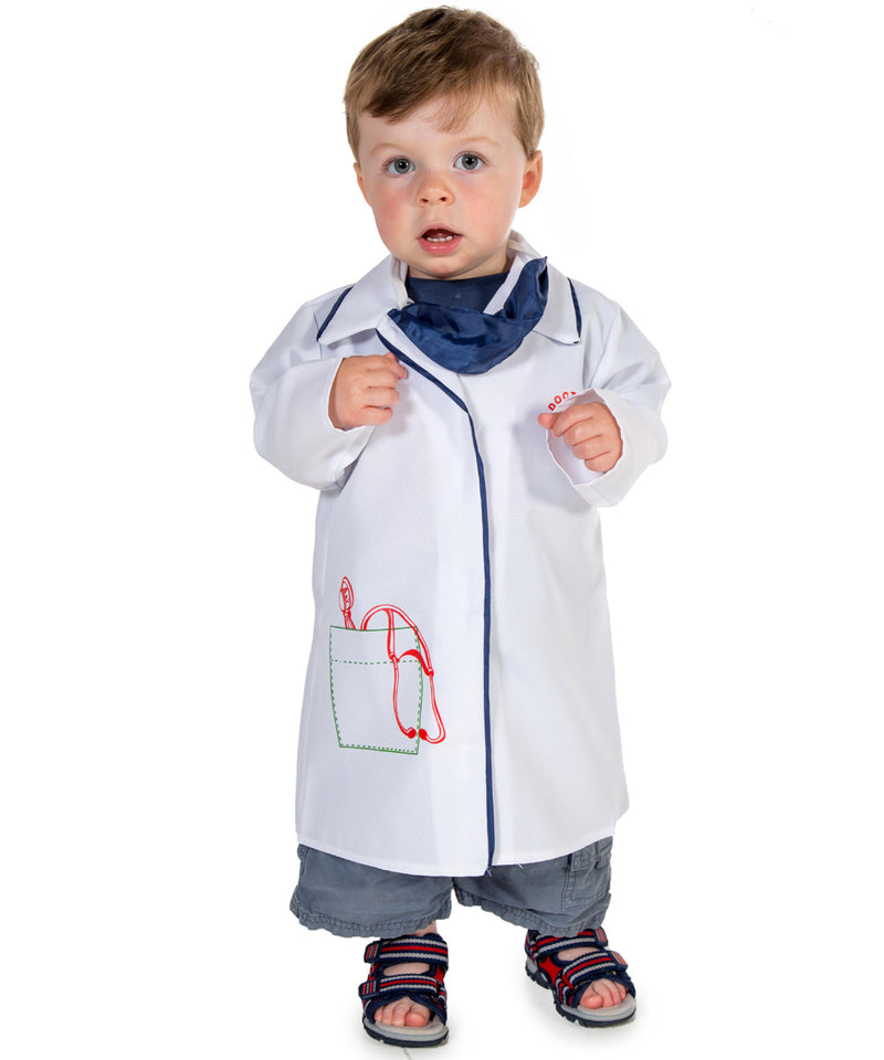 Kid's Doctor Dress Up - Kids' Fancy Dress - Pretend to Bee