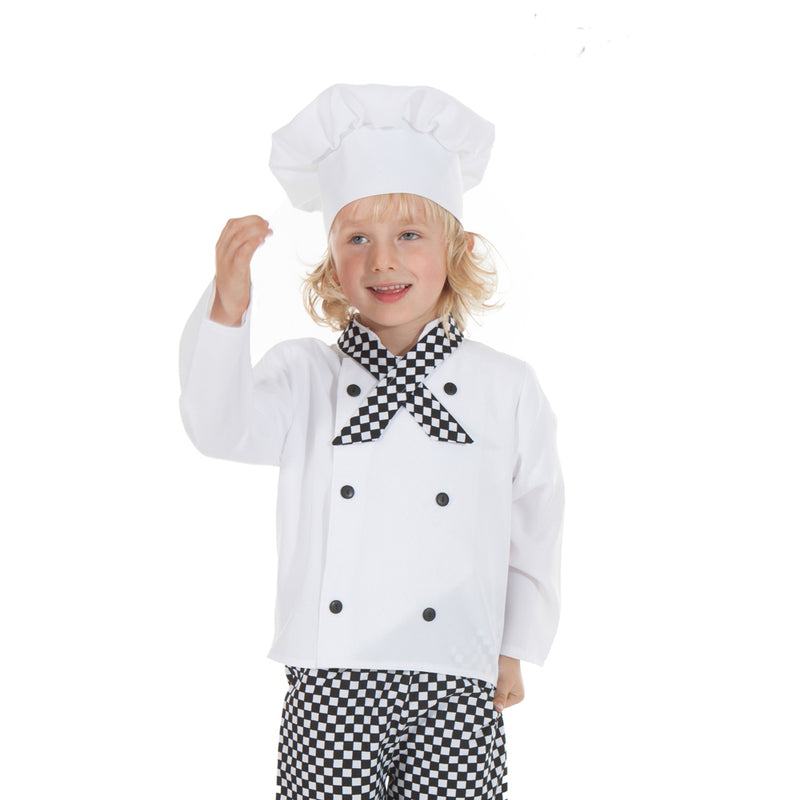 Children's Chef Costume
