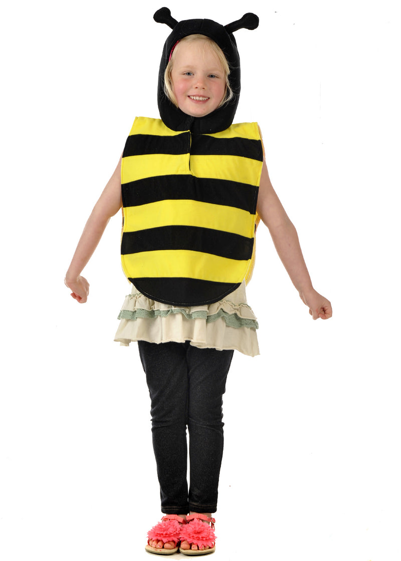 Children's Dress Up Tabard- Bee with Wings- Time to Dress Up