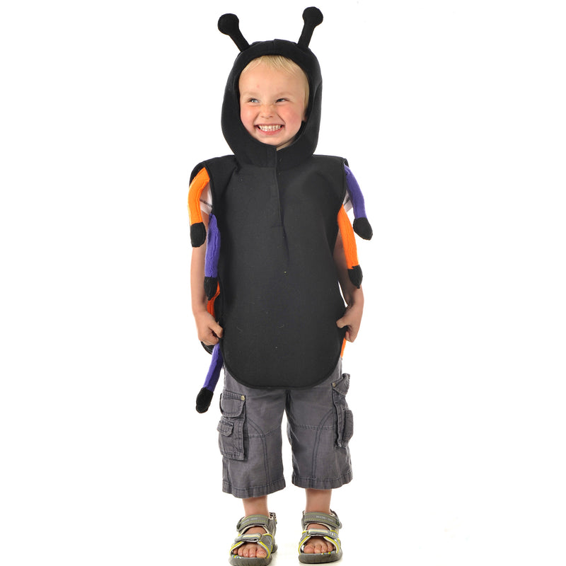 Spider Fancy Dress Tabard-Spider Costume -Children's Costume -Pretend to Bee -2
