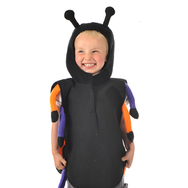Spider Fancy Dress Tabard-Spider Costume -Children's Costume -Pretend to Bee -1