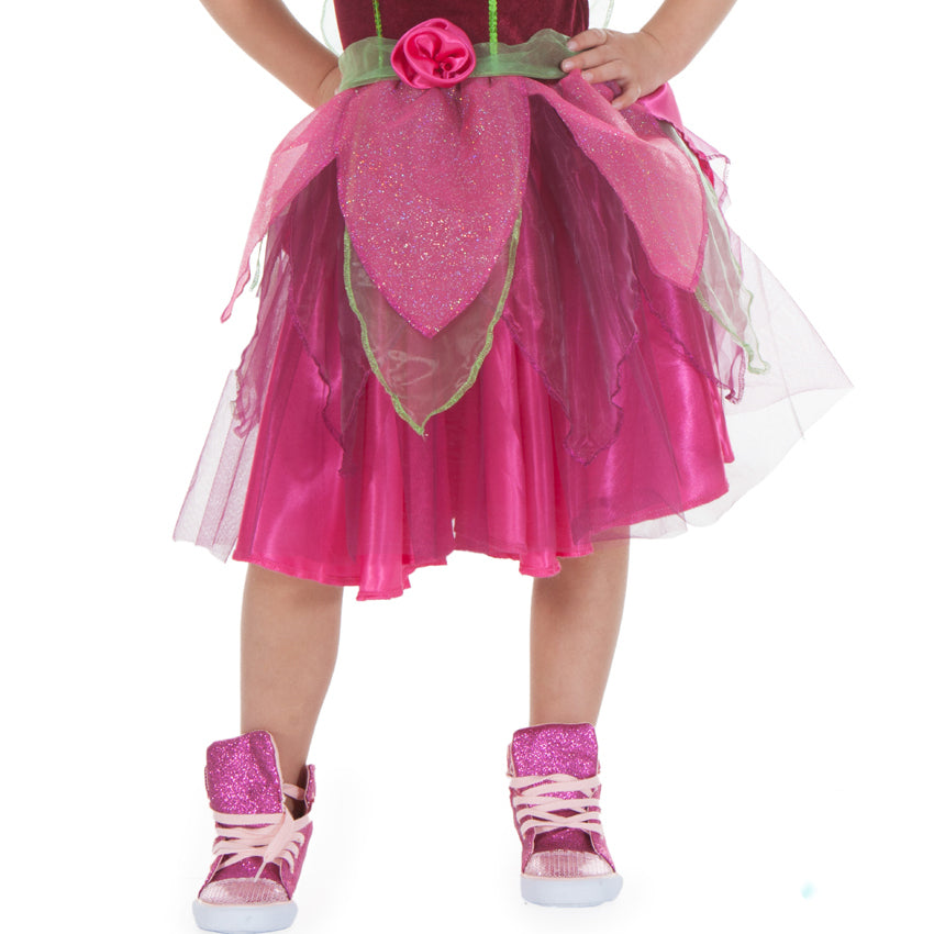 Scarletta Fairy Dress Up , Children's Costume - Pretend to Bee