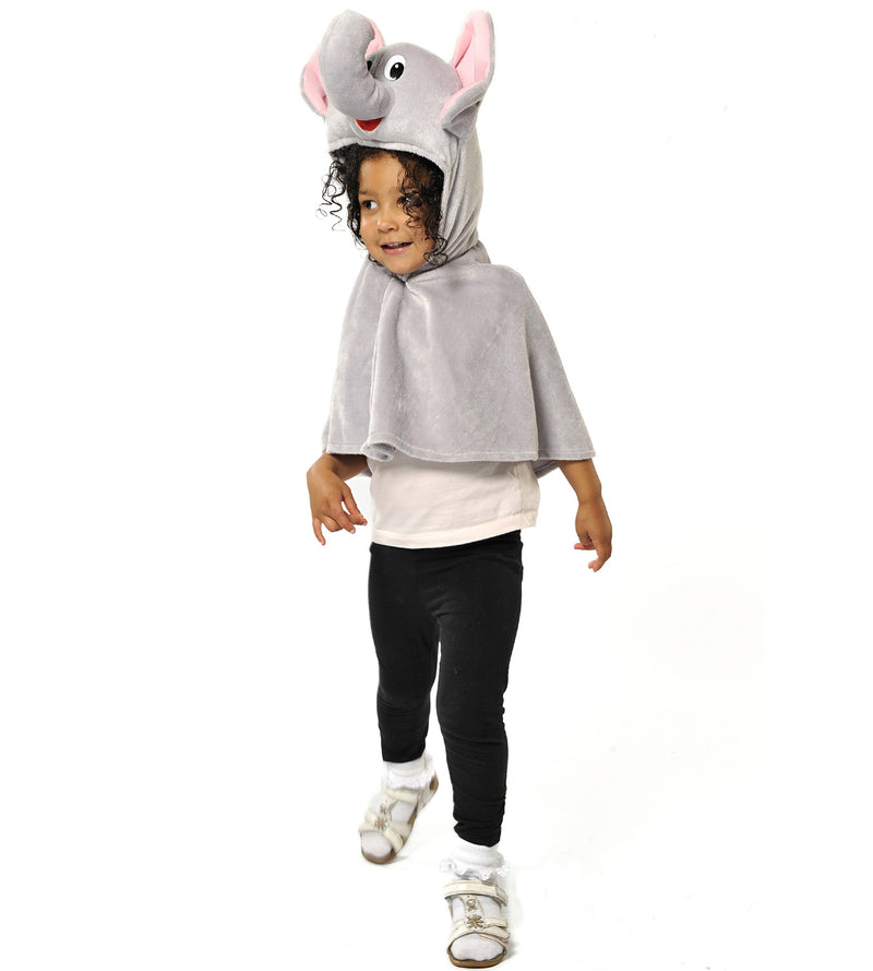 Children's Elephant Costume -Elephant Cape , Children's Costume - Pretend to Bee, Ayshea Elliott 3