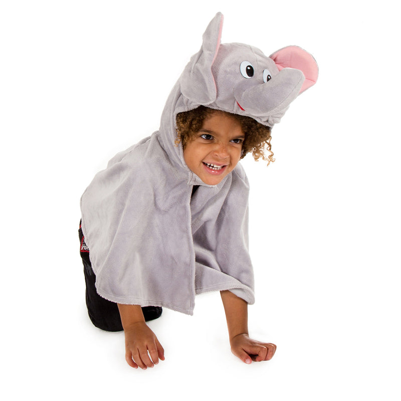 Children's Elephant Costume -Elephant Cape , Children's Costume - Pretend to Bee, Ayshea Elliott 4