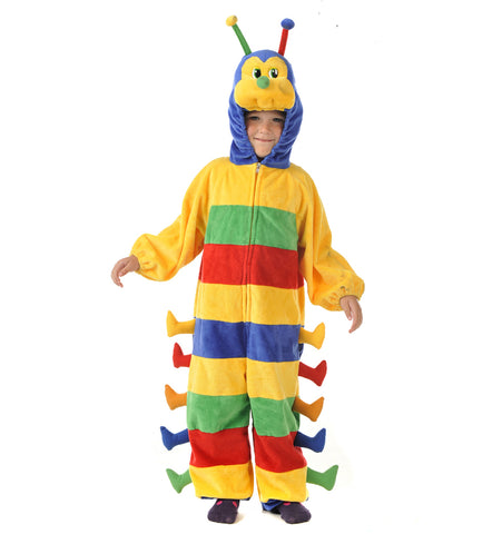 Children's Caterpillar Dress Up Costume