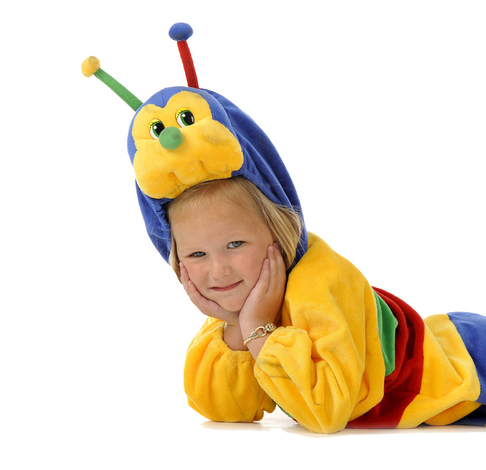 Caterpillar  Costume- Children's Dress Up-Pretend to Bee- Time to Dress Up