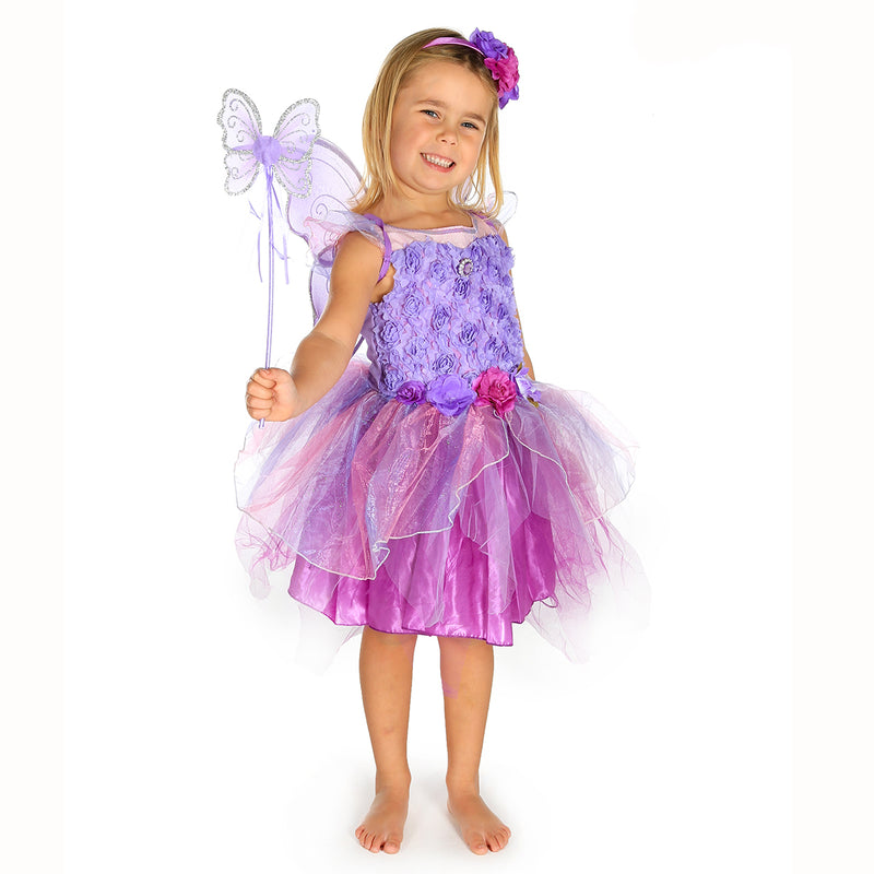 Amethyst Fairy Set