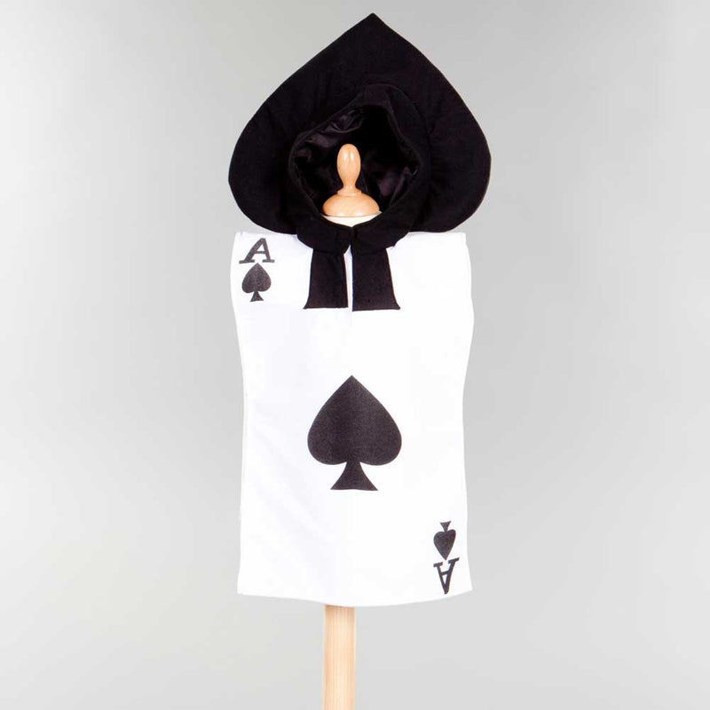 Children's Ace of Spades Fancy Dress Costume , Children's Costume - Pretend to Bee, Ayshea Elliott  - 1