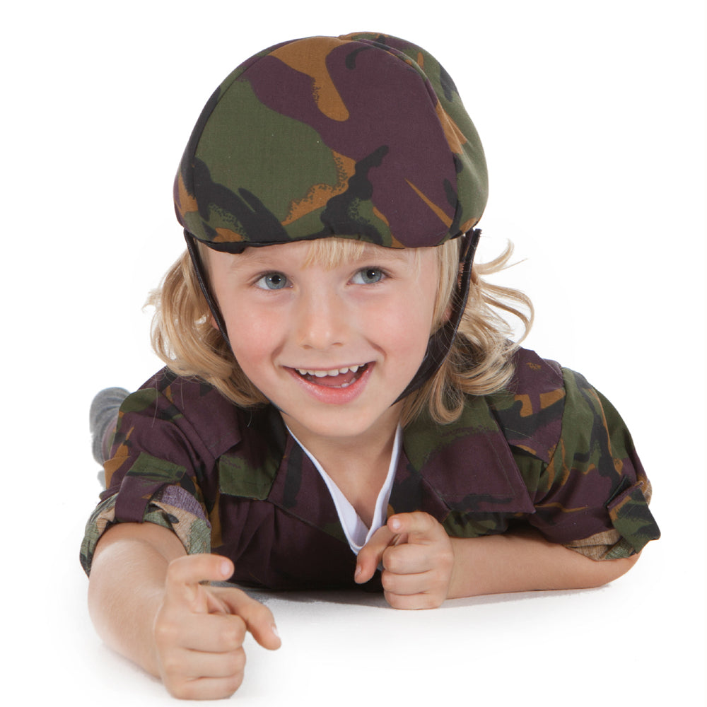 Army Camouflage Soldier Costume