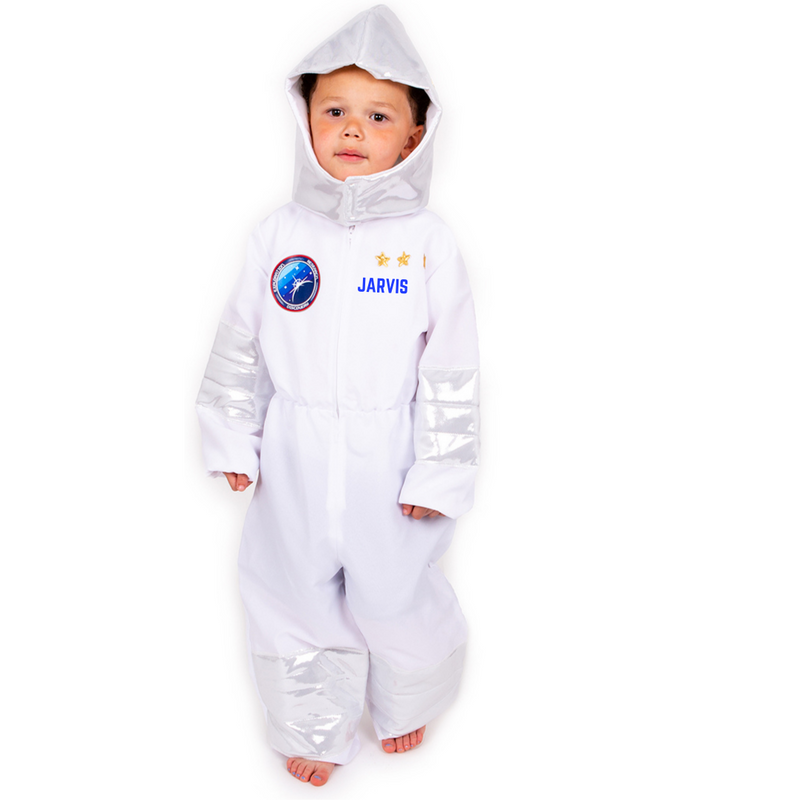 Personalised Spaceman Astronaut Costume