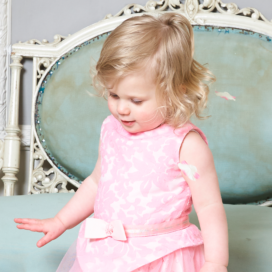 Baby Aurora Party Dress-Aurora Princess Dress- 2-Disney Boutique