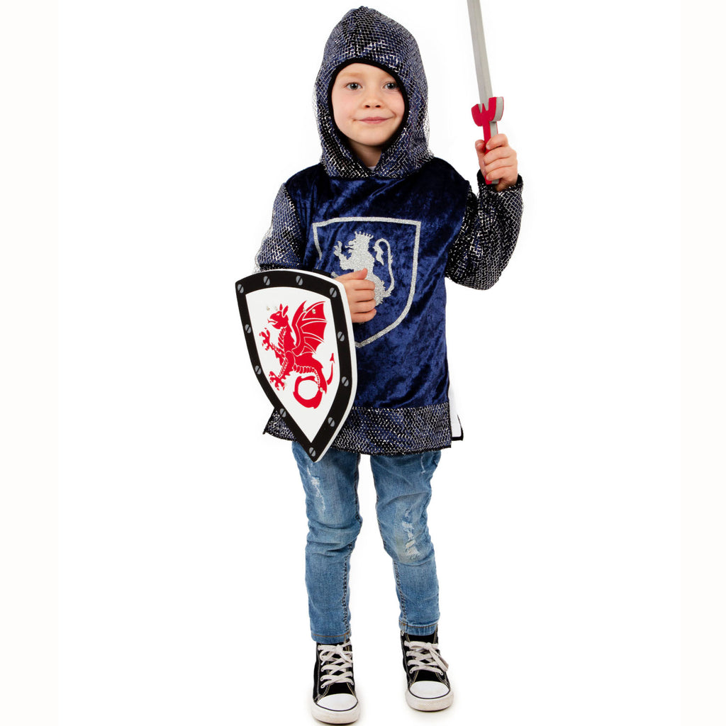Crusader Knight -Kids Knight Costume -Time to Dress up