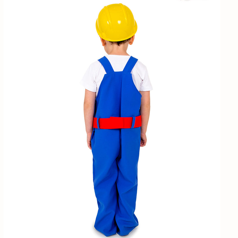 Children's Builder and Handyman Costume - personalised