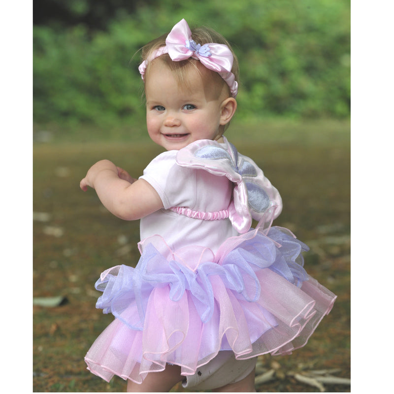 Fairy Baby and Toddler Costume Set