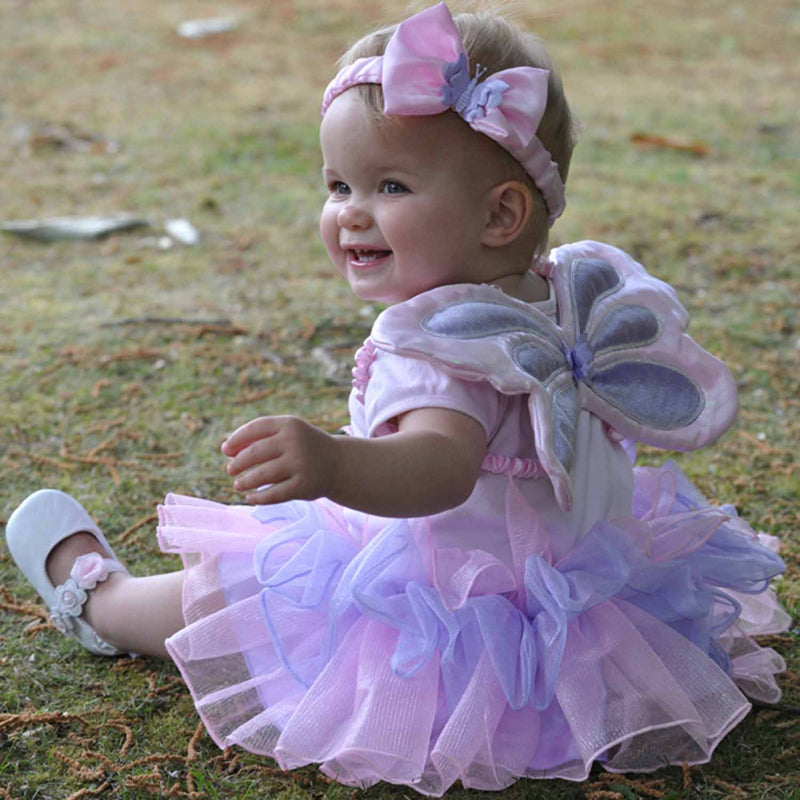 Fairy Baby Fancy Dress Costume Set , Baby Costume - Baby Costume, Ayshea Elliott  - 2