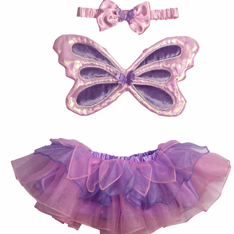 Fairy Baby Fancy Dress Costume Set , Baby Costume - Baby Costume, Ayshea Elliott  - 3