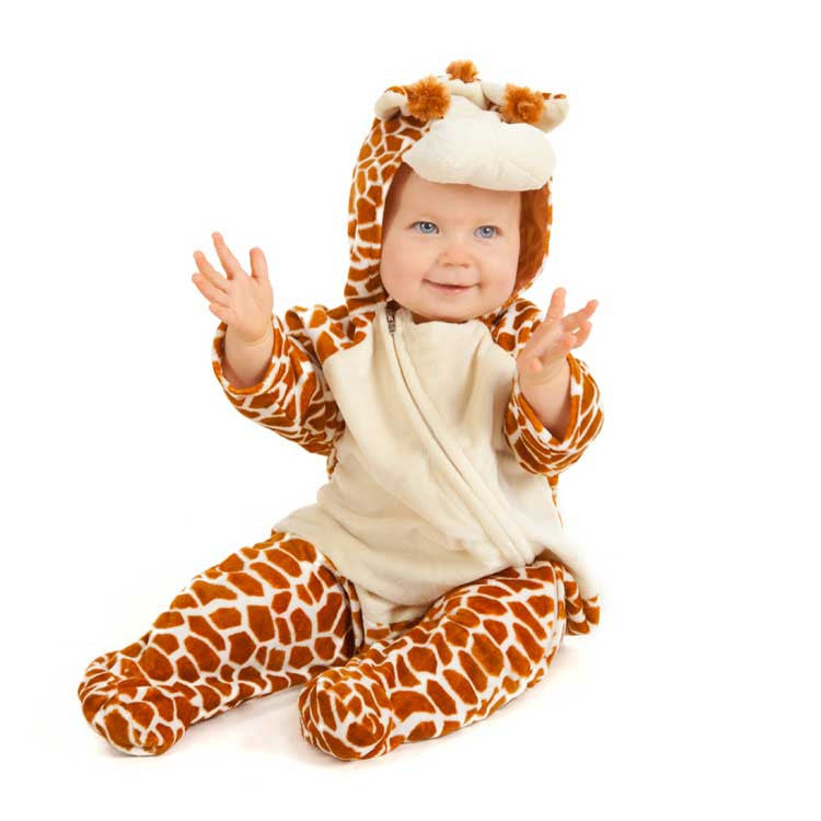 Giraffe Baby Fancy Dress Costume , Baby Costume - Pretend to Bee, Ayshea Elliott - 1