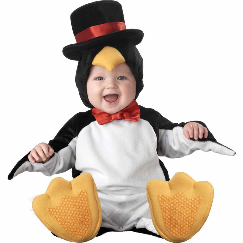 Penguin Baby Fancy Dress Costume , Baby Costume - In Character, Ayshea Elliott  - 4