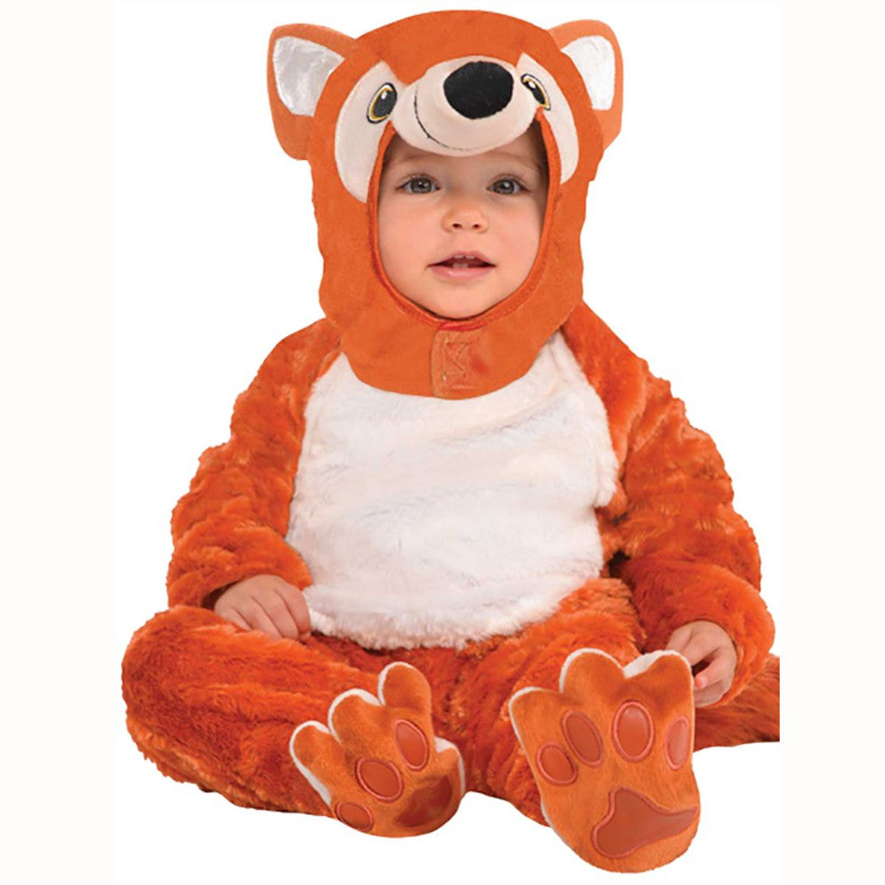 Furry Fox Baby Fancy Dress Costume
