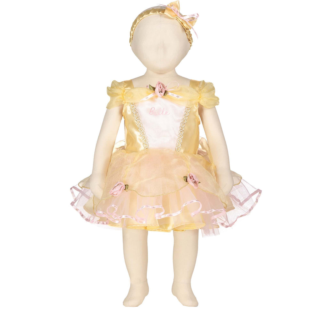 Belle Baby Princess Dress , Baby Costume - Disney Princess, Ayshea Elliott - 2