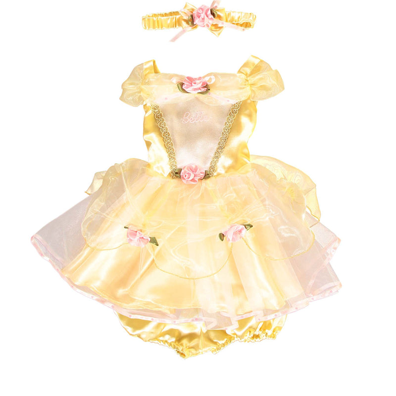 Belle Baby Princess Dress , Baby Costume - Disney Baby, Ayshea Elliott  - 3