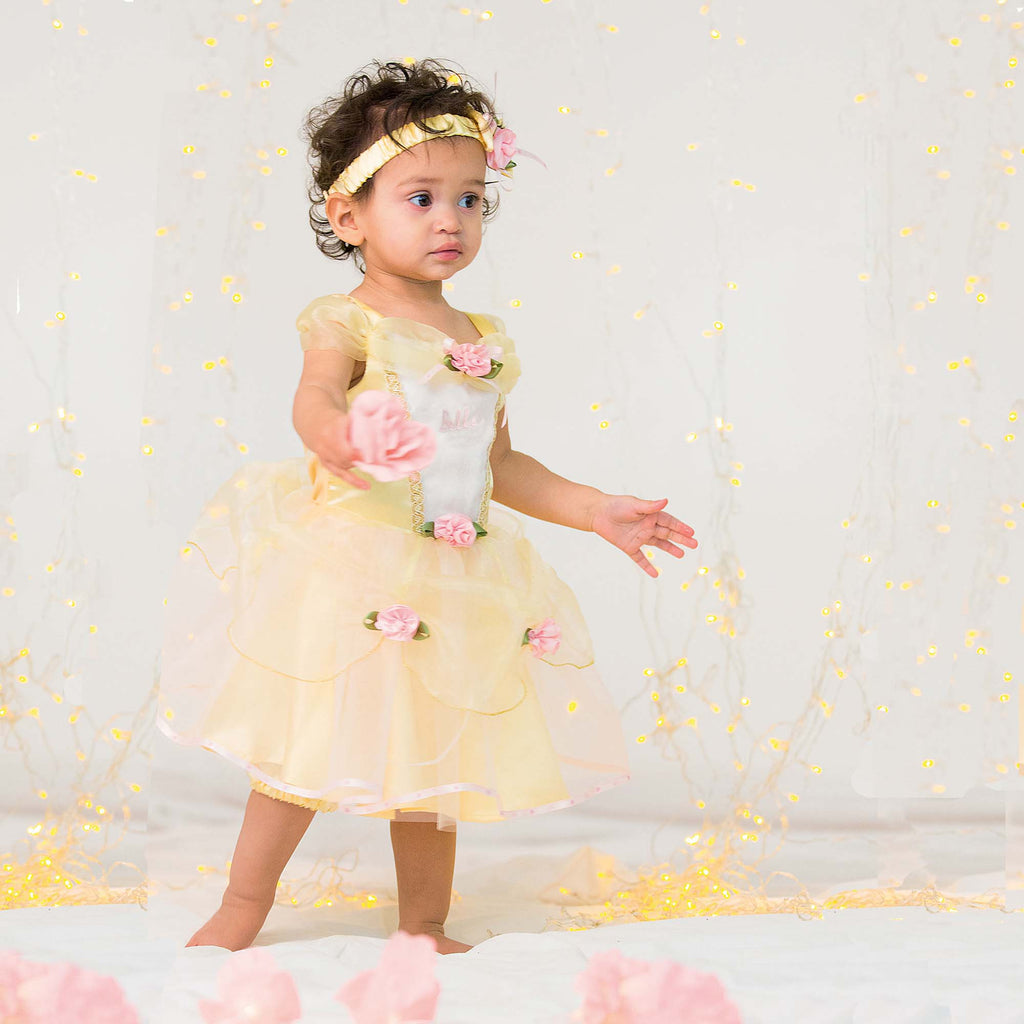 Belle Baby Princess Dress , Baby Costume - Disney Princess, Ayshea Elliott - 1