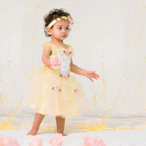 Belle Baby Princess Dress