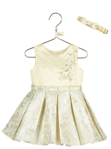 Belle Baby Party Dress with Bloomers - Disney Boutique