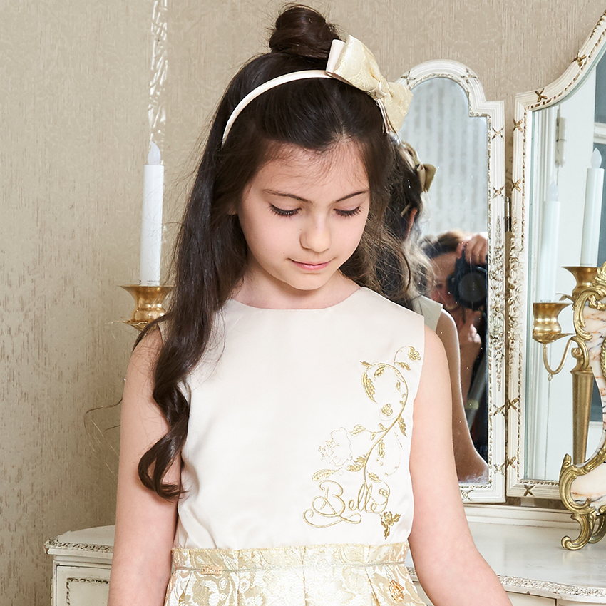 Belle Princess Dress- Party Dress- Disney Boutique -bodice