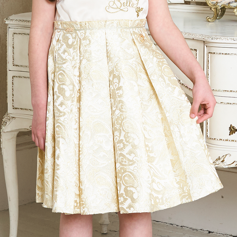 Belle Princess Dress- Party Dress- Disney Boutique-skirt