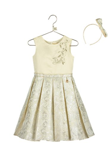 Belle Princess Dress- Party Dress- Disney Boutique 3