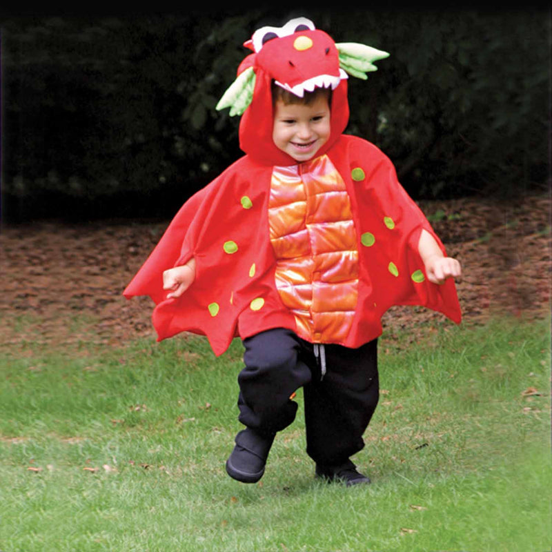 Children's Blaze Dragon Dress Up , Children's Costume - Travis Designs, Ayshea Elliott  - 2