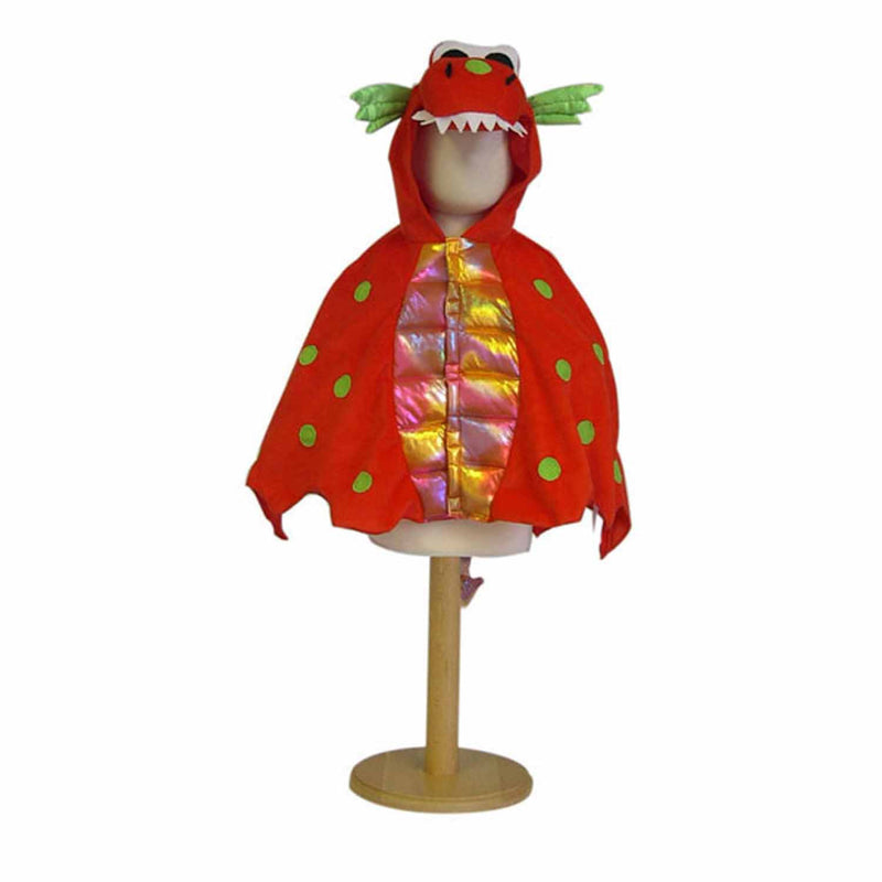 Children's Blaze Dragon Dress Up , Children's Costume - Travis Designs, Ayshea Elliott  - 4