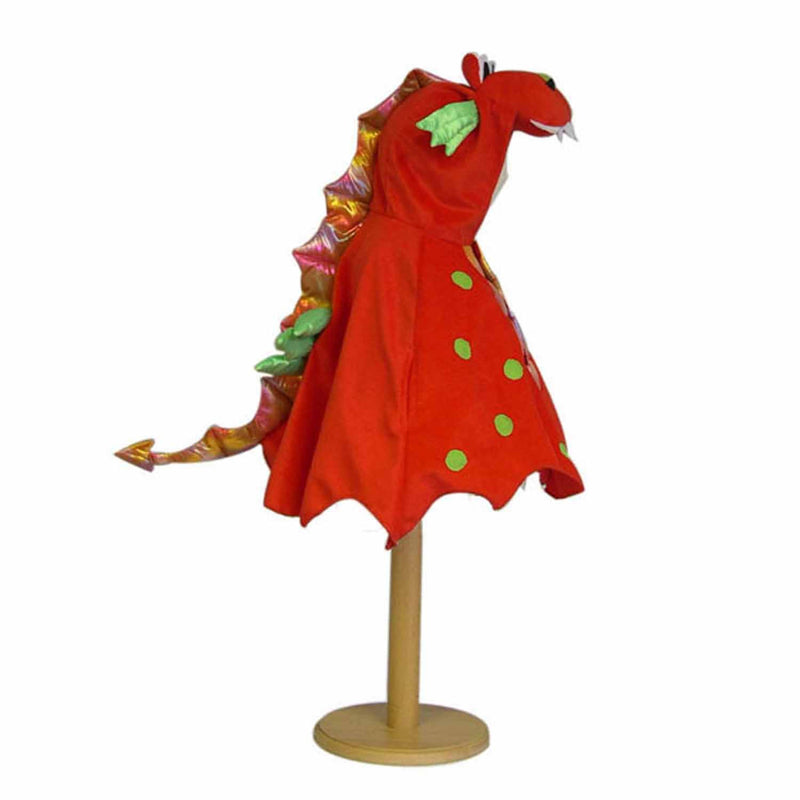 Children's Blaze Dragon Dress Up , Children's Costume - Travis Designs, Ayshea Elliott  - 5