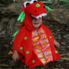 Children's Blaze Dragon Dress Up , Children's Costume - Travis Designs, Ayshea Elliott  - 1