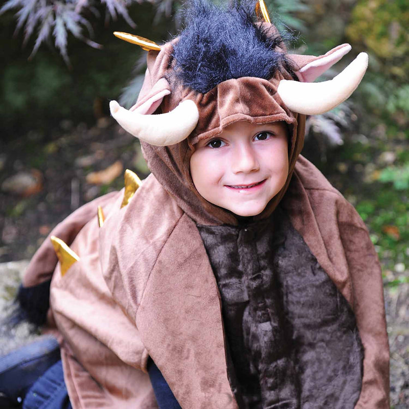 Children's Brown Monster Dress Up , Children's Costume - Travis Designs, Ayshea Elliott  - 5