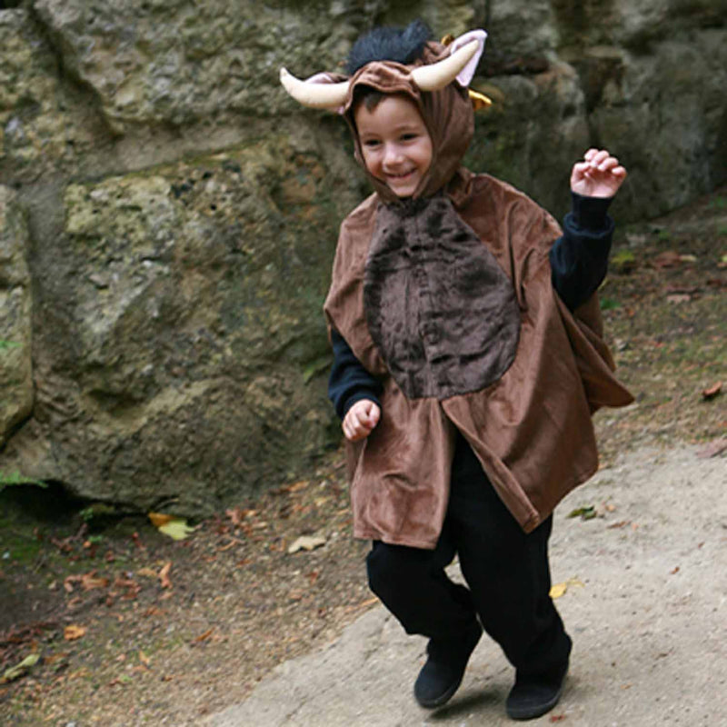 Children's Brown Monster Dress Up , Children's Costume - Travis Designs, Ayshea Elliott  - 6